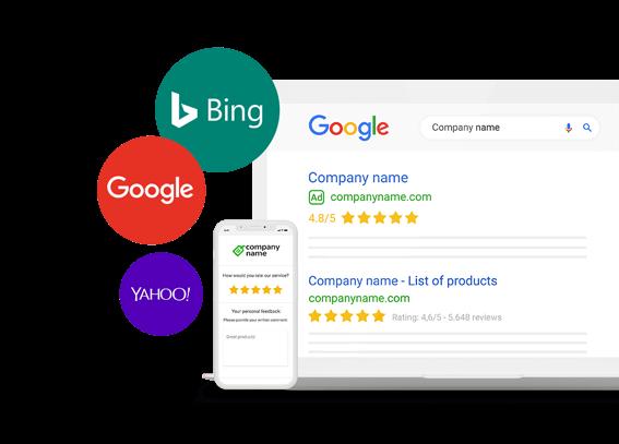 Valoraciones Google™